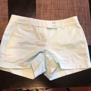 Vineyard vines mint green shorts